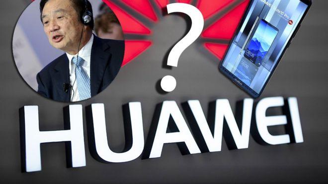 BBC纪录片《华为是谁Who is Huawei》